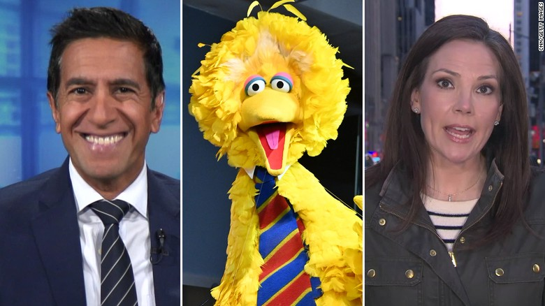 """The ABC's of Covid 19: A CNN/Sesame Street Town Hall for Kids and Parents"" (Saturday, April 25, 2020)"